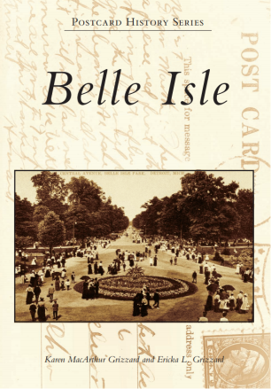 Postcard History Series Belle Isle